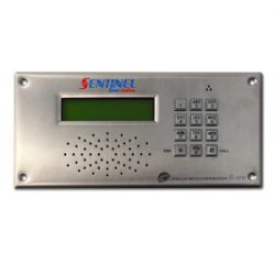 Sentry door station with keypad