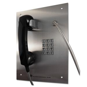 Public telephone CST