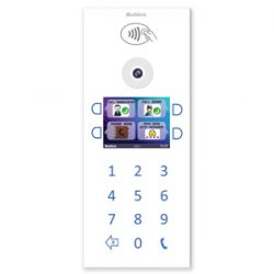 Multitek-IP-intercom-white