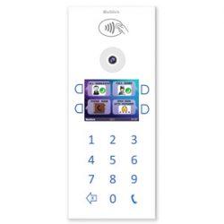 Multitek-IP-intercom-white