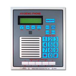 Hygienic Telephone